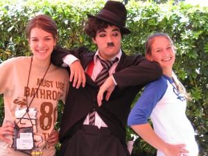 Stephanie, Charlie, and Heather
